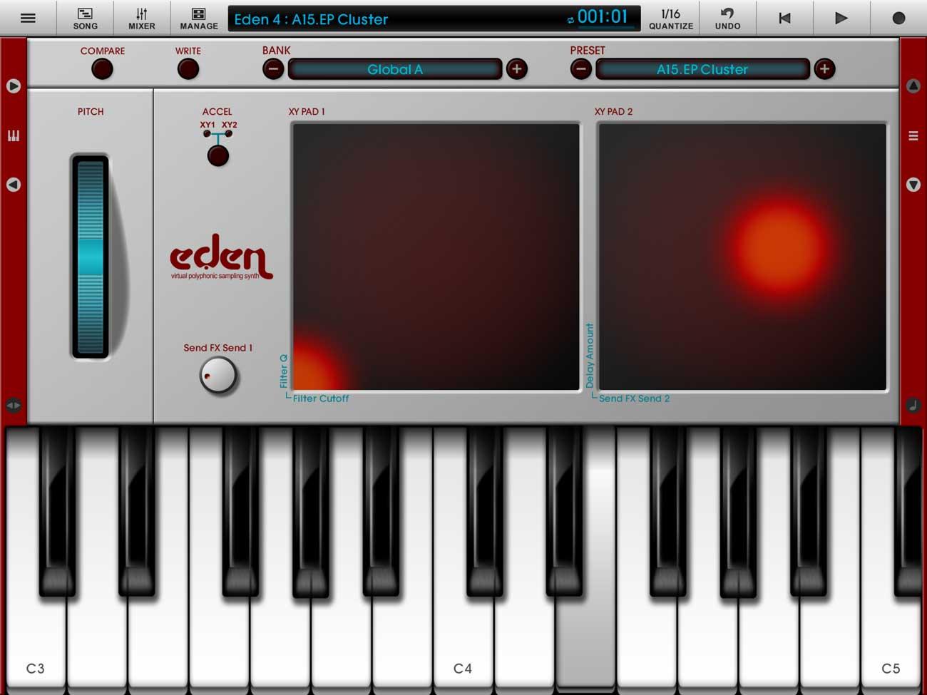 NanoStudio screenshot