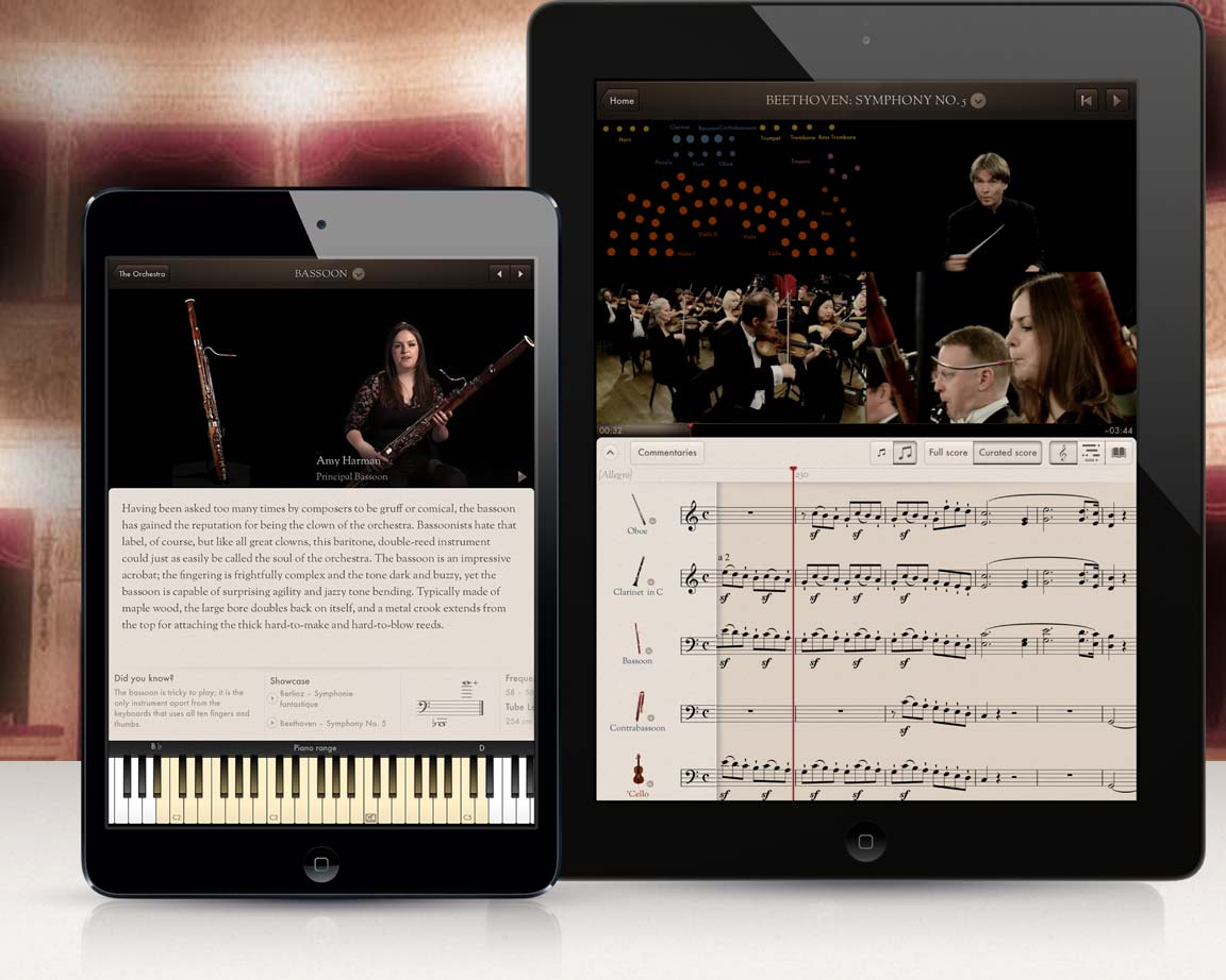 The Orchestra screenshot