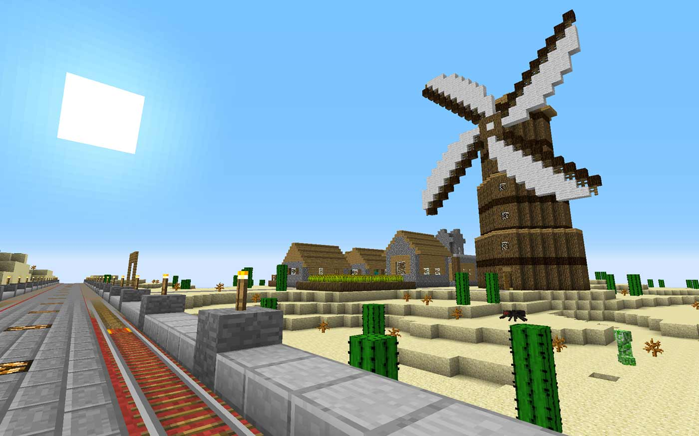 FamilyFriendly Minecraft Servers Where Your Kid Can Play Safely - Minecraft maps fur kinder
