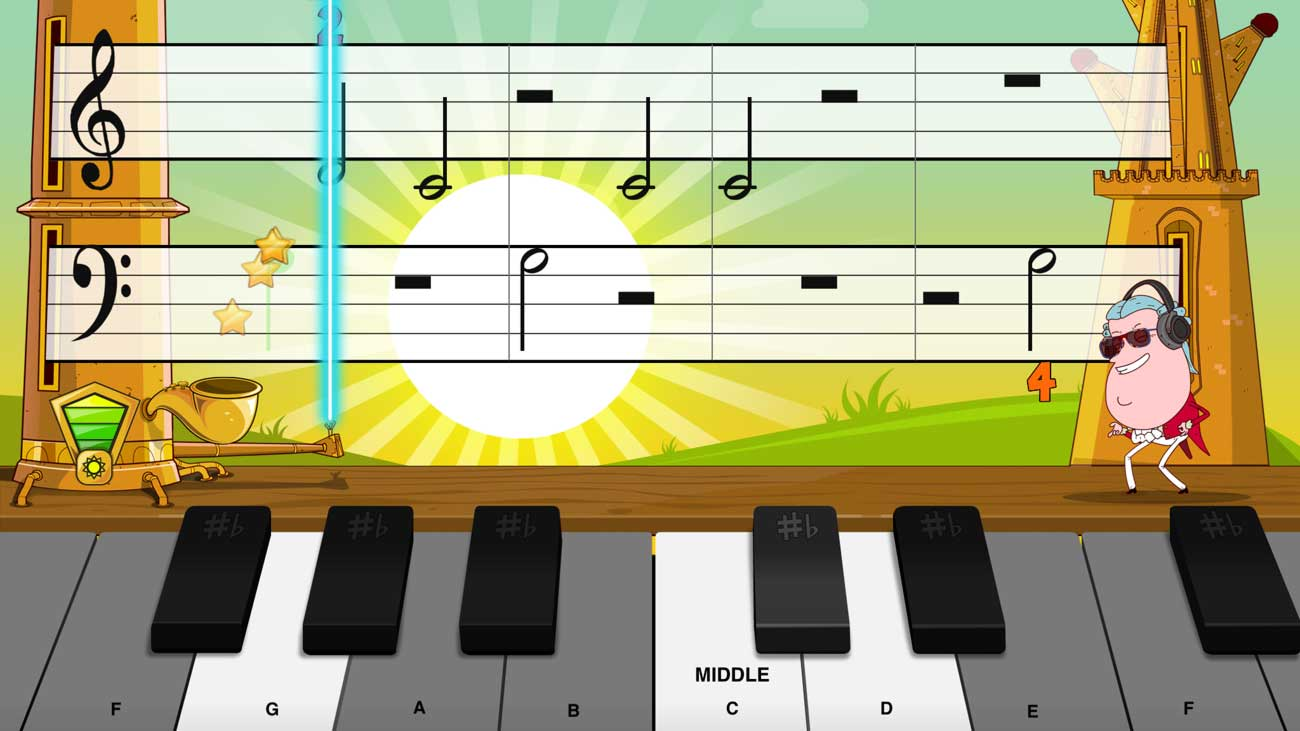 Piano Maestro screenshot