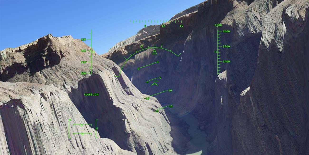 What better way to improve your flying skills than a trip through the Grand Canyon?