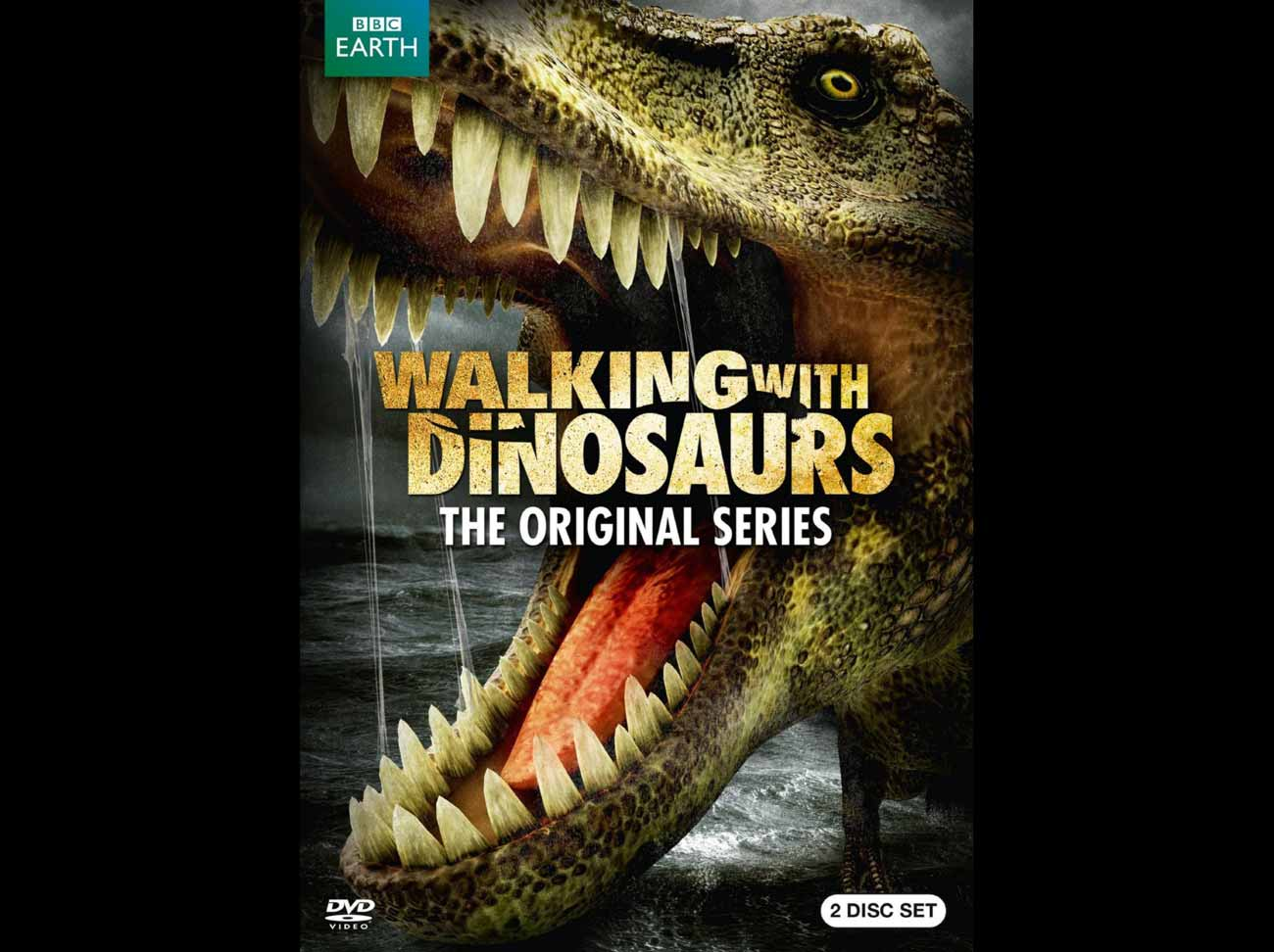 The Walking with Dinosaurs TV series is gripping family viewing, and an excellent way to introduce your kids to dinosaurs.