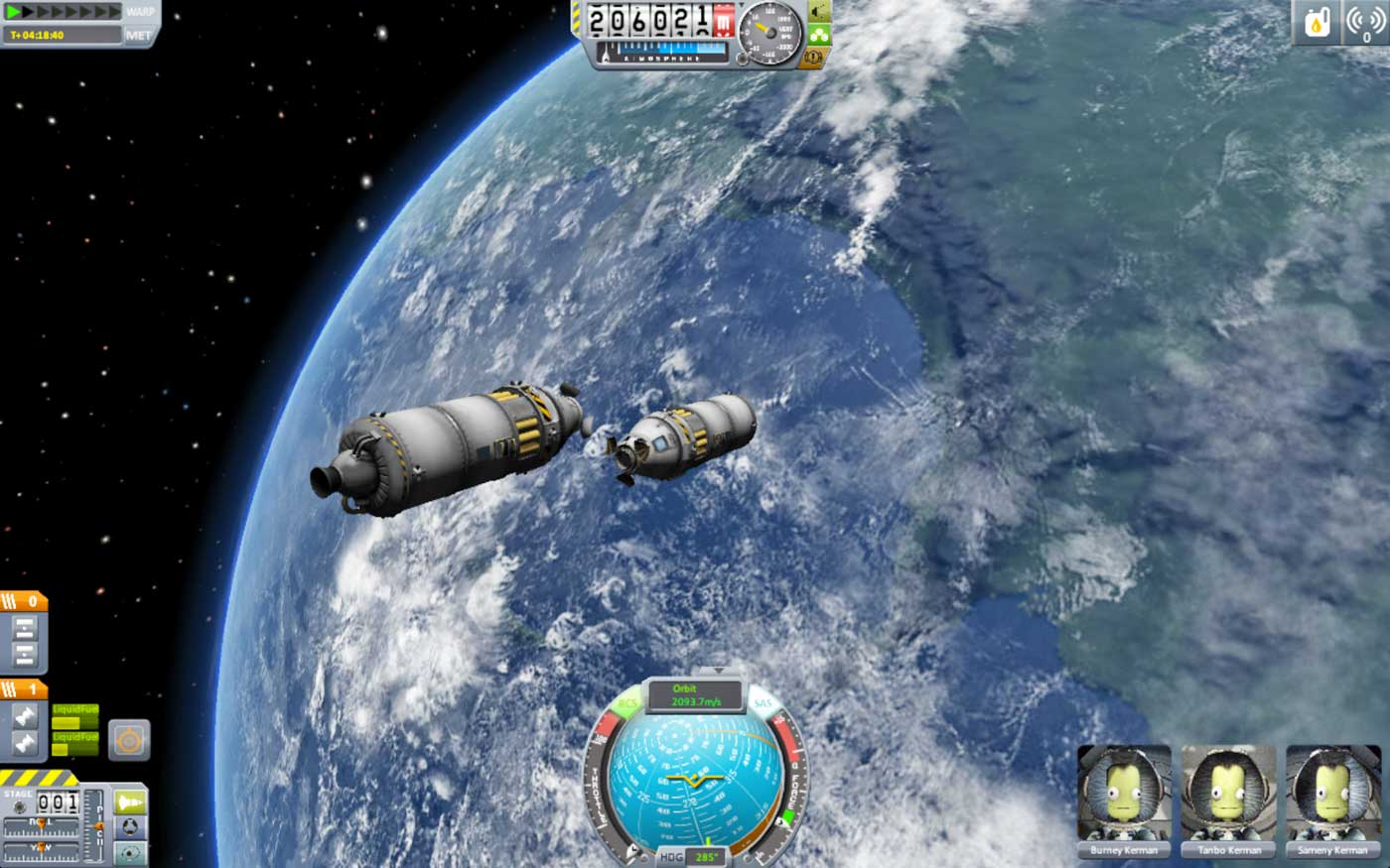 Kerbal Space Program Teaches Kids about Spaceflight ...