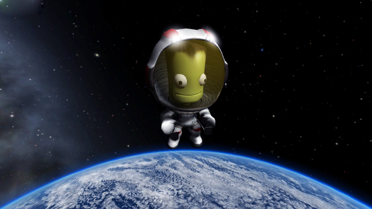 Kerbal Space Program Teaches Kids About Spaceflight