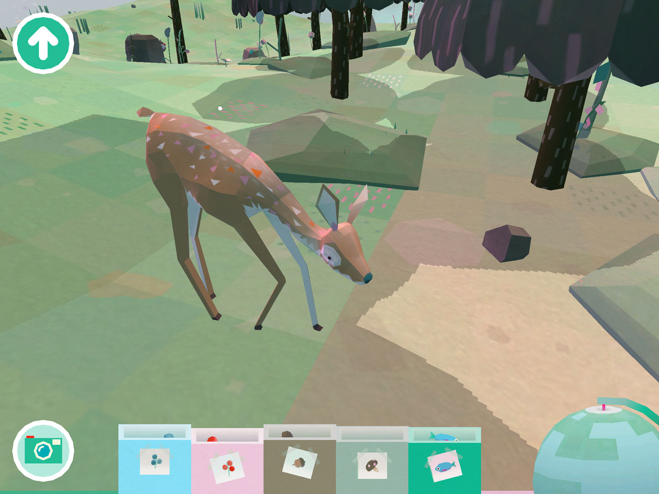 Toca Nature is a fantastic way for younger kids to learn about nature. It's beautiful and fun to play too!