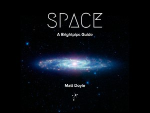 Space - A Brightpips Guide Book Cover (Landscape)