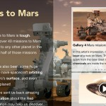 Kids' Space Book - Space: A Brightpips Guide - Missions to Mars screenshot